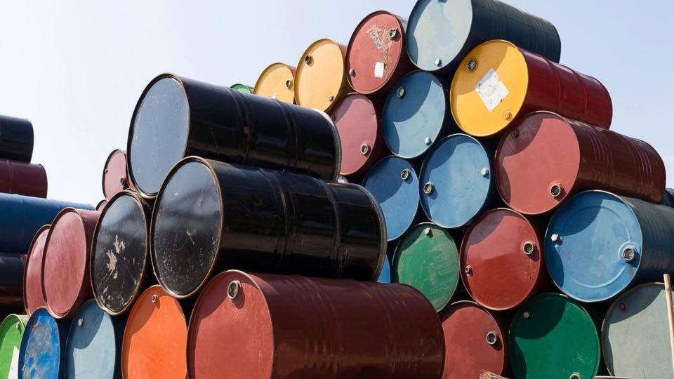 Amerikanska råoljelager steg med 5,7 miljoner fat under förra veckan, väntat -3,3